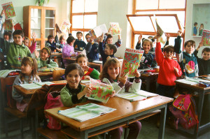 Miracle magazine in the schools