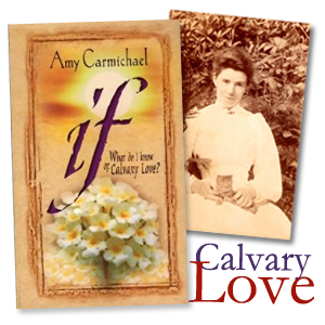 Amy carmichael book and photo